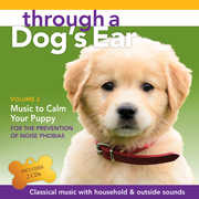 Through a Dogs Ear: Music to Calm Your Puppy 2 , Lisa Spector