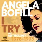 I Try: Anthology 1978-1993 [Import] , Angela Bofill