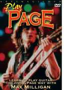 Learn to Play Page with Max Milligan [Import]