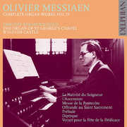 Complete Organ Works Iv , Double Edge