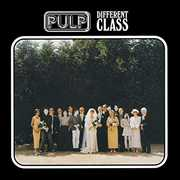 DIFFERENT CLASS (LIMITED EDITION PEACH VINYL) , Pulp