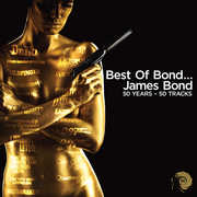 Best of Bond: 50 Years, 50 Tracks , Various Artists