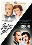 Just for You /  Here Comes the Groom Double Feature , Robert Arthur