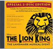 Lion King on Broadway (Original Broadway Cast) , Various Artists