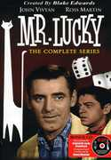 Mr. Lucky: The Complete Series , Nehemiah Persoff