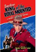 King of the Royal Mounted , Harry Cording