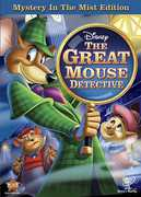 The Great Mouse Detective , Barrie Ingham