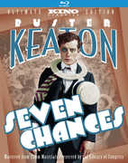 Seven Chances , Buster Keaton