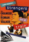 Strangers On Train [Full Frame] [Repackaged] [Eco Amaray] , Farley Granger