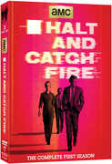 Halt and Catch Fire: The Complete First Season , Aleksa Palladino