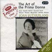 Art of the Prima Donna , Joan Sutherland