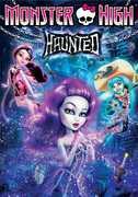 Monster High: Haunted , Dick Cavett