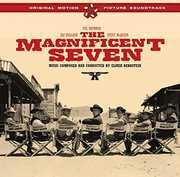 Magnificent Seven Ost + 4 Bonus Tracks [Import] , Elmer Bernstein