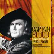 Captain Blood: Classic Film Scores for Errol Flynn , Charles Gerhardt