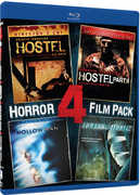 Hostel /  Hostel II /  Hollow Man /  Hollow Man 2: 4 Pack
