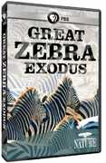 Nature: Great Zebra Exodus , Chris Morgan