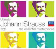 Ultimate Strauss Family /  Various , Various Artists