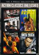 The 4-Movie Collection: Action Classics Unleashed , Jean-Claude Van Damme