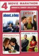 4 Movie Marathon: Romantic Comedy Collection , George Clooney