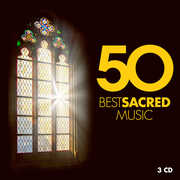 50 Best Sacred Music /  Various , Various Artists