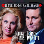 George Jones & Tammy Wynette - 16 Biggest Hits , George Jones & Tammy Wynette
