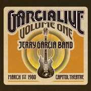 Garcia Live, Vol. 1: Capitol Theater , Jerry Garcia