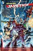 Justice League Vol 2 The Villains Journey