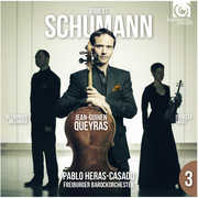 Cello Concerto, Piano Trio No.1 , Schumann