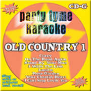 Party Tyme Karaoke: Old Country , Various Artists