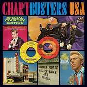 Chartbusters Usa:Special Country Edition [Import] , Various Artists