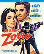 Mark of Zorro (1940) , Tyrone Power