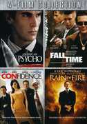 American Psycho /  Fall Time /  Confidence /  Rain of Fire , Christian Bale