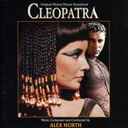Cleopatra (Original Soundtrack) , Alex North