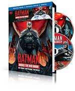 Batman: Under The Red Hood/ Batman: Under The Red Hood Graphic Novel