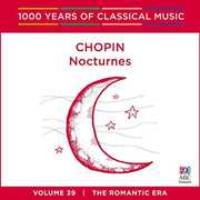 Chopin Nocturnes - 1000 Years Of Classical Music 3 [Import]