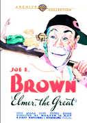 Elmer the Great , Joe E. Brown