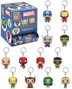 FUNKO POP! KEYCHAIN: Marvel 24PC Blindbox (One Figure Per Purchase)