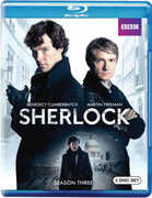 Sherlock: Season Three , Benedict Cumberbatch