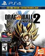 Dragon Ball Xenoverse 2 - Day One Edition for PlayStation 4