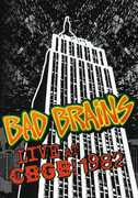 Live CBGB 1982 , Bad Brains