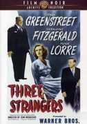 Three Strangers , Sydney Greenstreet