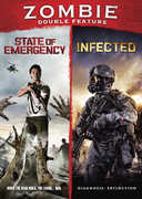 Infected /  State of Emergency Double Feature , David Wayman