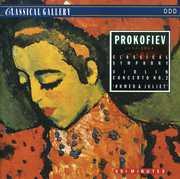 Prokofiev: Classical Sym /  VLN Cto No 2 [Import] , Sergei Prokofiev