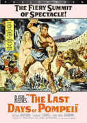 The Last Days of Pompeii , Steve Reeves