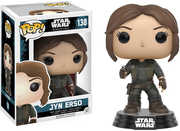 FUNKO POP! STAR WARS: Rogue One Jyn Erso (Main Outfit)
