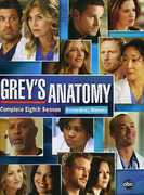 Grey's Anatomy: The Complete Eighth Season , Ellen Pompeo