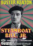 Steamboat Bill, Jr. , Buster Keaton