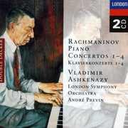 Piano Concertos 1-4 , Vladimir Ashkenazy