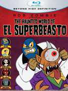 The Haunted World of El Superbeasto , Danny Trejo