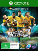 Rugby Challenge 3 - Wallabies Edition for Xbox One [Import]